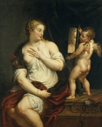Rubens, Pieter Paul - Venus and Cupid