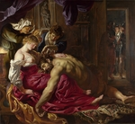 Rubens, Pieter Paul - Samson and Delilah