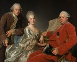 Roslin, Alexander - John Jennings, his Brother and Sister-in-Law
