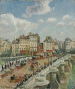 Pissarro, Camille - The Pont-Neuf