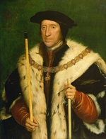 Holbein, Hans, the Younger - Portrait of Thomas Howard, 3rd Duke of Norfolk