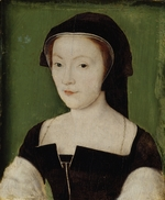 Corneille de Lyon - Mary of Guise (1515-1560)