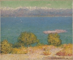 Russell, John Peter - The Bay of Nice