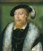 Corneille de Lyon - Robert IV de La Marck (1512-1556), Duke of Bouillon