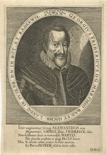 Custos, Dominicus - George Frederick of Baden-Durlach (1573-1638)