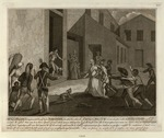 Aliprandi, Giacomo - The arrest of Cécile Renault on May 22, 1794 at the apartment of Robespierre